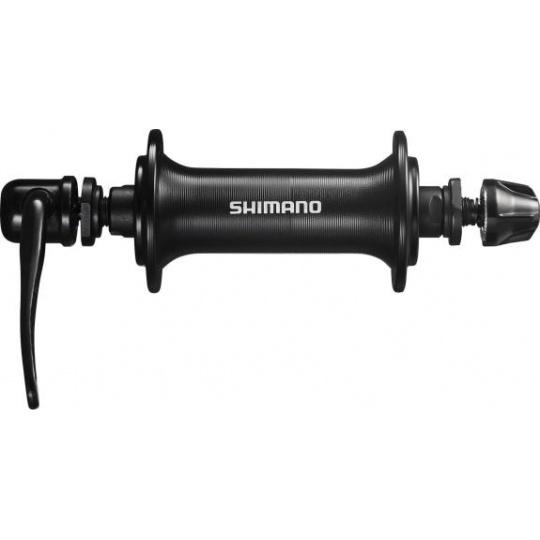 SHIMANO nába přední ALTUS HB-MT200 pro kotouč (centerlock) 32 děr RU: 133 mm nebal, osa 100 mm