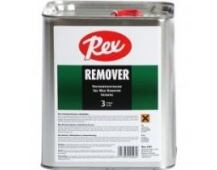 REX 503 Wax Remover Liquid 3000 ml