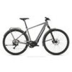 "eXR 6070 Touring Gloss Gray/Chrome Silver 2021 17.0""(M)"
