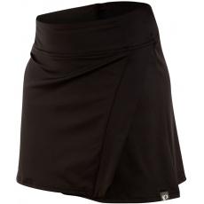 PEARL iZUMi W SELECT ESCAPE cyklistická sukně, černá, XS