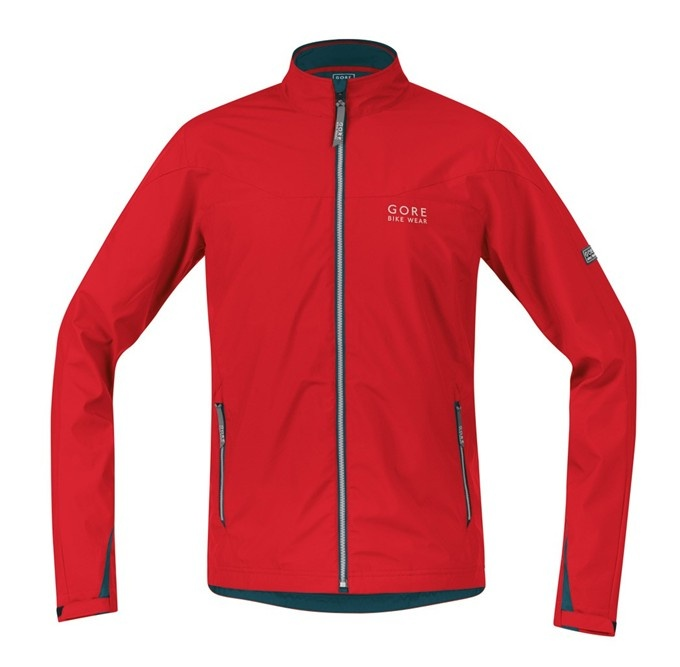 GORE Countdown AS 2in1 Jacket-red/petrol blue