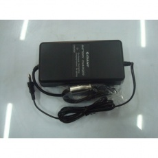Electric parts SANYO 27V 2A charger Li-ion 1 Plug (NC-SSC 04GNT)