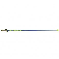 EXEL Formula 100% carbon, Blue / Neon green, běžecké hole