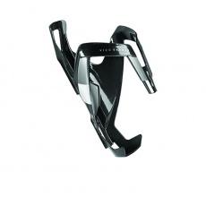 ELITE košík VICO Carbon černý lesklý/bílý