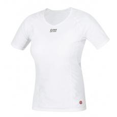 GORE Base Layer WS Lady Shirt-white