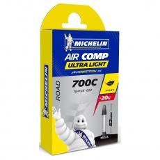 MICHELIN AIR COMP ULTRALIGHT GAL-FV 52MM 700X18/25 422204