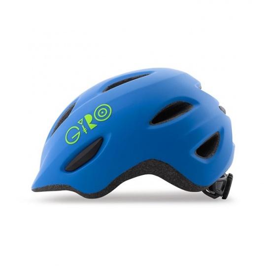 GIRO Scamp-matte blue/lime