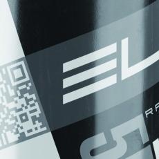 ELITE láhev CORSA černá/stříbrná 550ml