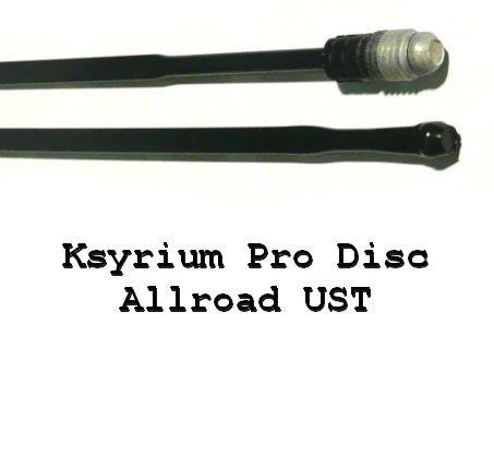 MAVIC KIT 12 FT/NDS KSYRIUM PRO D/ALLROAD PRO SPK 291,5mm (V2272501)