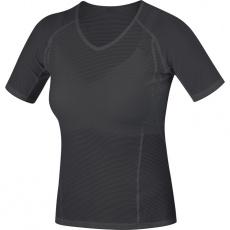 GORE M Women Base Layer Shirt-black