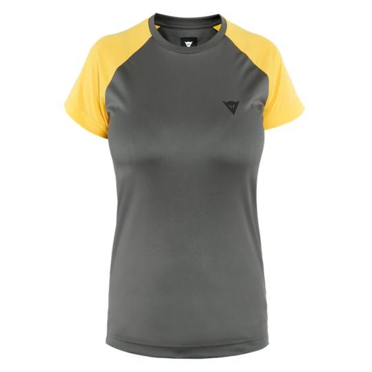 Dainese dres HG RAMLA WMN dark-grey/yellow