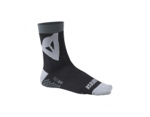 DAINESE RIDING SOCKS MID BLACK/GREY