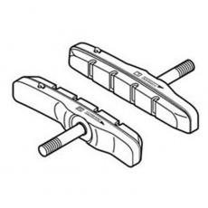 SHIMANO kazetový typ brzdových špalíků S70C (BR-M510), pro V - brzdy, 1pár