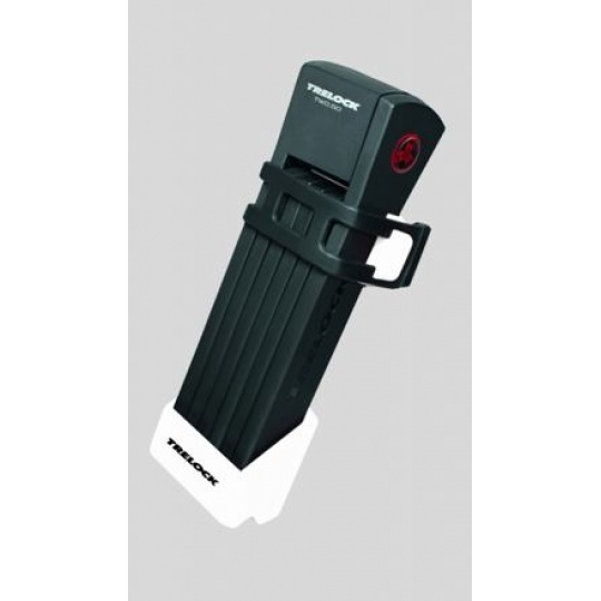 Trelock zámek skládací FS 200/75 Two go  bílá