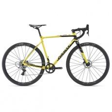 GIANT TCX SLR 1 2019 lemon yellow/black/gun metal black