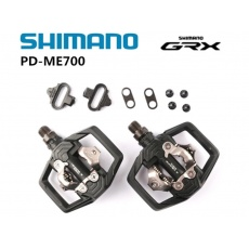 Pedály Shimano PD-ME700, zarážky SM-SH51