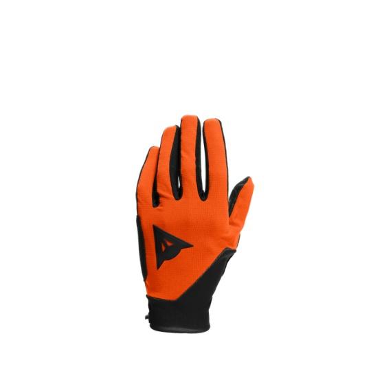 DAINESE CADDO GLOVES orange/black