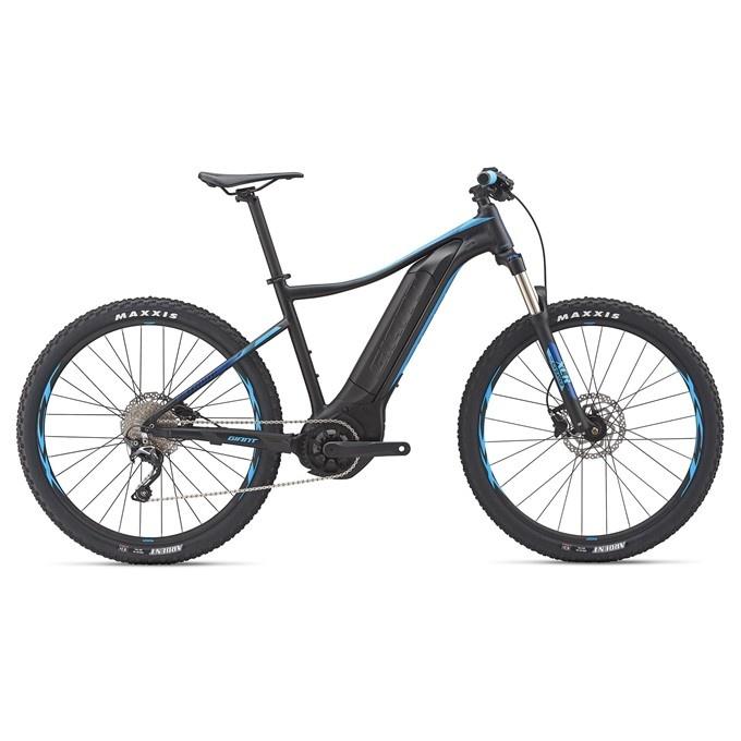 GIANT Fathom E+ 2 2019 black/blue
