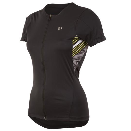 PEARL iZUMi W SELECT dres PRINT, černá stripe