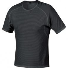 GORE M WS Base Layer Shirt-black