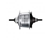 SHIMANO 8 rychl nába pro kot brzdu SG-S7000-8 Alfine 36 děr 135x187 mm stříbrná