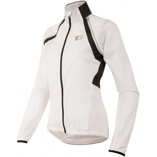 PEARL iZUMi W ELITE BARRIER CONVERT bunda, bílá/černá