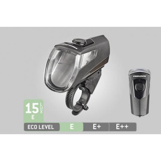 Trelock LS 360 I-go přední světlo