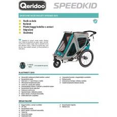 QERIDOO Vozík Speedkid2 - 2018