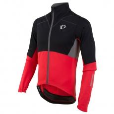 PEARL iZUMi PRO PURSUIT SOFTSHELL bunda, černá/ červená