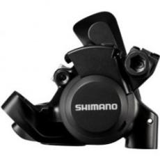 SHIMANO brzda Sil-ostatní BR-RS305 kotouč přední mechanická polymer L03A + chladič černá bal