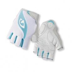 GIRO rukavice TESSA-white/milky blue-S