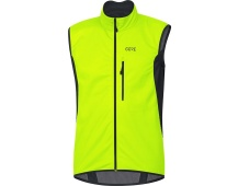 GORE C3 WS Vest-neon yellow/black