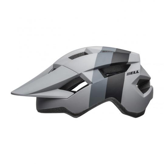 BELL Spark Mat Gray/Gunmetal