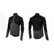 PEARL iZUMi SELECT BARRIER WXB bunda,černá/šedá