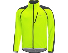 GORE C3 WS Phantom Zip-Off Jacket-neon yellow/black