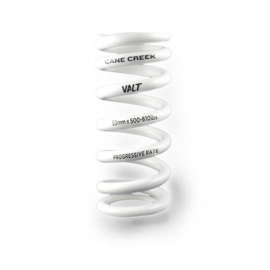 Pružina Cane Creek VALT PROGRESSIVE - 55mm/550-670