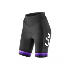 LIV Race Day Shorts-black/purple