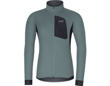 GORE M Thermo Shirt-nordic blue/black-L