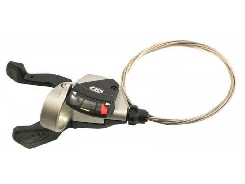 Řadící páčka Shimano Deore LX SL-M571 3rychlostní pouze levá