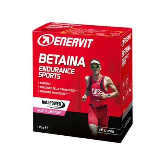 ENERVIT Betaina Endurance Sports (14x 8 g) malina