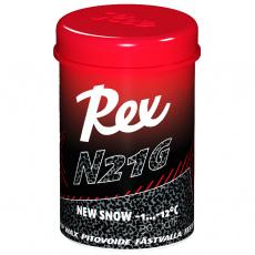 REX N21G Černý 'nový sníh' -1°C až -12°C, 45g