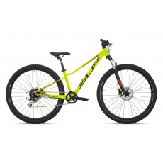 """Racer XC 27 DB Matte Lime/Red 2022 27.5x13.0""""(XS)"""