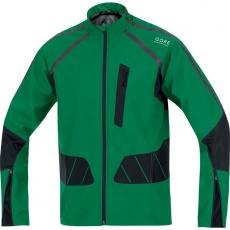 GORE X-running AS Jacket-varsity green/black-L
