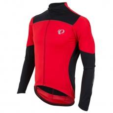 PEARL iZUMi PRO PURSUIT LS triko WIND dres, červená/ černá