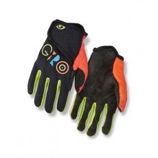GIRO rukavice DND JR-black multi