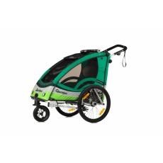 QERIDOO Sportrex 1 vozík - green