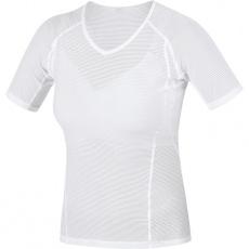 GORE M Women Base Layer Shirt-white