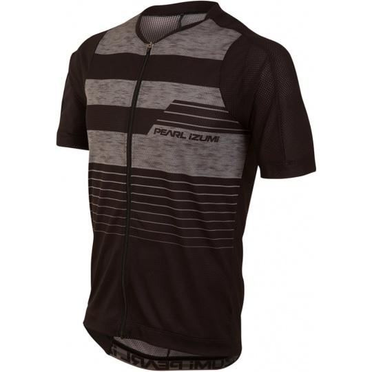 PEARL iZUMi MTB LTD dres, černá/SMOKED PEARL STRIPE