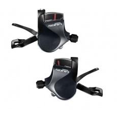 SHIMANO řadící páčka SORA SL-R3000 pravá 9rychl pro rovná řídítka ukazatel