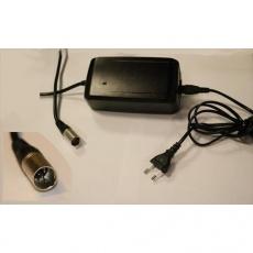 Charger for EnergyPak 5Pin AC220V-DC36V 4A w/EU plug and w/UK plug